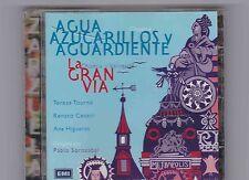 Agua Azucarillos y Aguardiente, La Gran Via on CD – rare zarzuela recording 1963