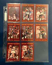 Scott's Destash - 1992 Fleer Dikembe Mutombo Group of 8 cards