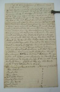 1826 Document from Trustees TOWN OF HURLEY SCHOOL DISTRICT, Ulster County, NY