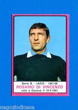 # CALCIATORI PANINI 1967-68 - Figurina-Sticker - DI VINCENZO - LAZIO - Rec