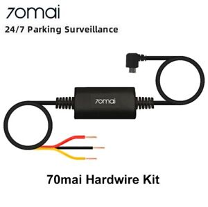 70mai Hardware kit Parking Surveillance Cable for 24H Parking Monitor in Car