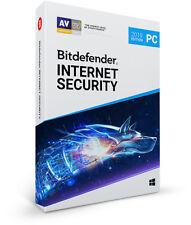 Bitdefender Internet Security 2019 - 1 PC (Windows) | 1 Jahr / 365 Tage | +VPN
