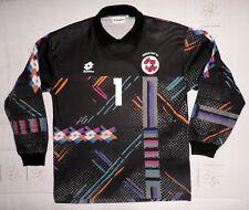 SUIZA Mundial 1994 camiseta portero Lotto USA 94 shirt maglia jersey PASCOLO