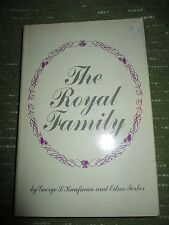 """Vintage THE ROYAL FAMILY Play Book 8.5X6"""" 216 pgs 318A"""