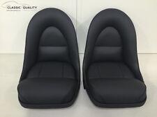 Jaguar Etype 3.8 Roadster Seats - BRAND NEW FULLY TRIMMED!