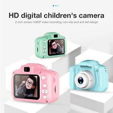 Mini Kids Digital Camera 2.0Inch HD Color Display Child Girl Boy Novel Xmas Gift