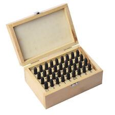 36 PC Nummer & Brief Punch Set | Stempel Set für Stamping Zahlen & Stempel Metal...