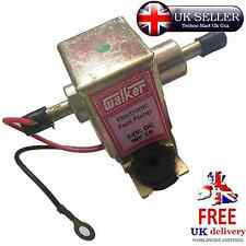 12v UNIVERSAL ELECTRIC FUEL DIESEL PETROL PUMP  CYLINDRICAL SOLID STATE @UK
