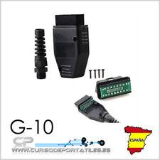 Adaptador de Enchufe Macho 16Pin 16 Pin OBD2  OBD OBDII EOBD OBD2 16 Pines