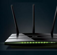 TP-LINK Archer C7 AC1750 Wireless 802.11ac Dual Band Router WIFI Network A_r