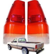 For Mitsubishi Plymouth Arrow Truck (1979 80 81 82) Pickup Pair Lens RH LH  Rear