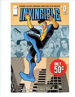 Invincible #0, NM, 2005 Image Comics Kirkman Origin Issue!