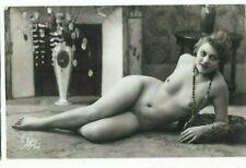 Vintage AK cpa Frau Akt Editions Leo Paris um 1920