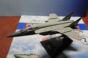 MiG-31 supersonic all-weather double interceptor long-range  + magazine #2