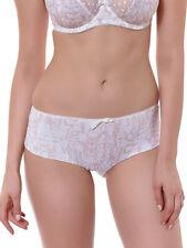 Freya Fearne Short 4096 Semi Sheer Brief Knickers Womens Underwear - Sand