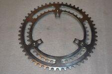 Vintage set chainrings - Campagnolo - SPORT/GRANSPORT - 3 arm - NEW !!!