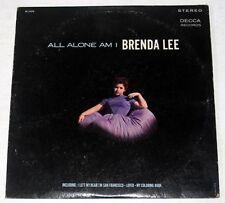 Philippines BRENDA LEE Am I Brenda Lee LP Record
