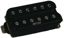 Mighty Mite Black BlueBucker Guitar Pickup Front NECK Position *NEW* MMHB-FBK