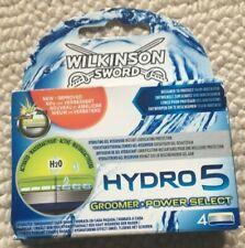 WILKINSON SWORD HYDRO 5 RAZOR BLADES BRAND NEW