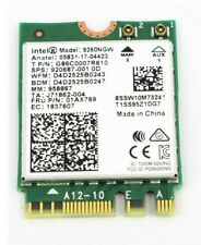 Intel Wireless-AC 9260.NGWG.NV 1.73Gbps Wifi Bluetooth-5 NGFF M.2 2230 No vPro