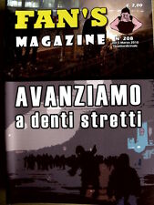 Fan's Magazine - Magazine Ultras n°208 2010  [GS37]