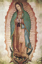 Our Lady Guadalupe Virgin Mary 24x36 art print