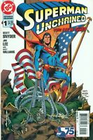 Superman Unchained #1 Jim Lee Jurgens Reborn 1:25 Variant I Doomsday NM/M 2013