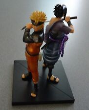 "Naruto Shippuden Ultimate Ninja Storm 3 Naruto & Sasuke 6"" Figures (1 Each) Used"