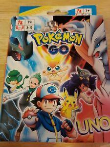 Pokemon UNO CARDS