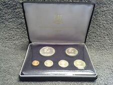 1973 British Virgin Islands 6 piece Proof Set 0.76 oz Silver - KM#PS1