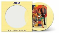 """ABBA LAY ALL YOUR LOVE ON ME PRESALE LTD PICTURE DISC VINYL 7"""" OUT 30th OCTOBER"""