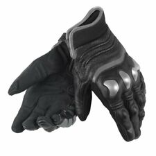 Dainese X-Strike Leather Short Motorcycle Gloves
