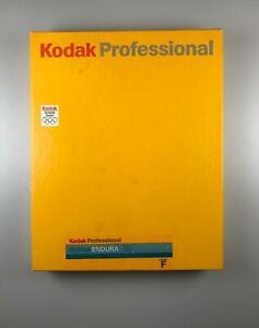 SEALED- Kodak SUPRA ENDURA 8X10 Photo Developing Paper- SURFACE F (Darkroom)