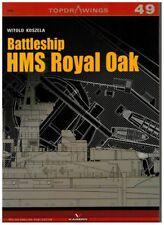 The British Battleship HMS Royal Oak - TopDrawings, KAGERO