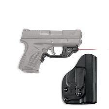 CRIMSON TRACE LG-469-HBT LASERGUARD BLADE-TECH IWB HOLSTER FOR SPRINGFIELD XD-S