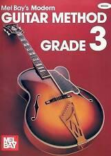 Mel Bay's Modern Guitar MethodGrade 3, New, Bay, Mel Book