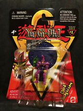 2002 Yu-Gi-Oh! Dark Magician figure Series #1 Rare - Mint