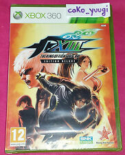 THE KING OF FIGHTERS XIII 13 DELUXE EDITION XBOX 360 NEUF EN FRANCAIS