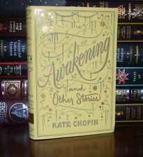 Awakening & Other Stories by Kate Chopin  New Collectible Leather Bound Gift