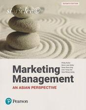 NEW 3 Days AUS Marketing Management An Asian Perspective 7E Keller Philip Kotler
