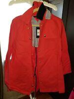 Tommy Hilfiger Women's jacket/ windbreaker, size M, corral