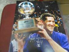 Jeff Hornacek Utah Jazz Signed 11x14 Photo COA