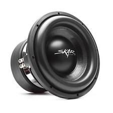 "SKAR AUDIO VXF-12 D4 12"" 3000W MAX POWER DUAL 4 OHM COMPETITION CAR SUBWOOFER"