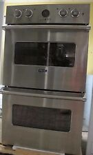 """Viking Professional Premiere Series VEDO5302SS 30"""" Double Electric Wall Oven"""