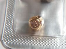 Tag Heuer screwdown crown yellow  4.8x3.9mm NEW with Tags (M0.9) Tag-26 w tube