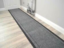 Grey Rubber Back Kitchen Mats Long Hallway Rug Heavy Duty Hall Runner Anti Slip