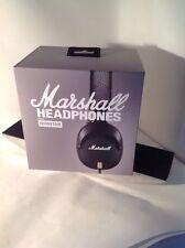 Marshall MONITOR Over-Ear Headphones w/ Microphone - Black