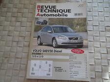 REVUE TECHNIQUE VOLVO S40/V50 DIESEL Depuis 01/2004
