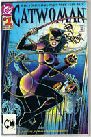 CATWOMAN #1 Signed by Jim Balent, NM, Bane, Dick Giordano, 1993, more in store