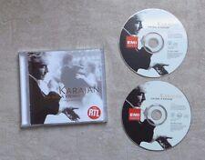 """CD AUDIO / KARAJAN """"UN BAL À VIENNE TOUTE LA MAGIE DES STRAUSS"""" 2XCD COMPILATION"""